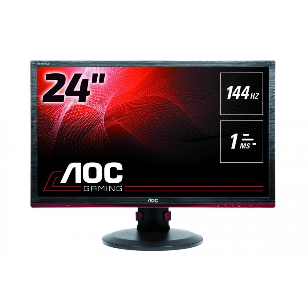 Aoc G2460pf 24 Quot Amd Free Sync 144hz 1ms Gaming Led Monitor