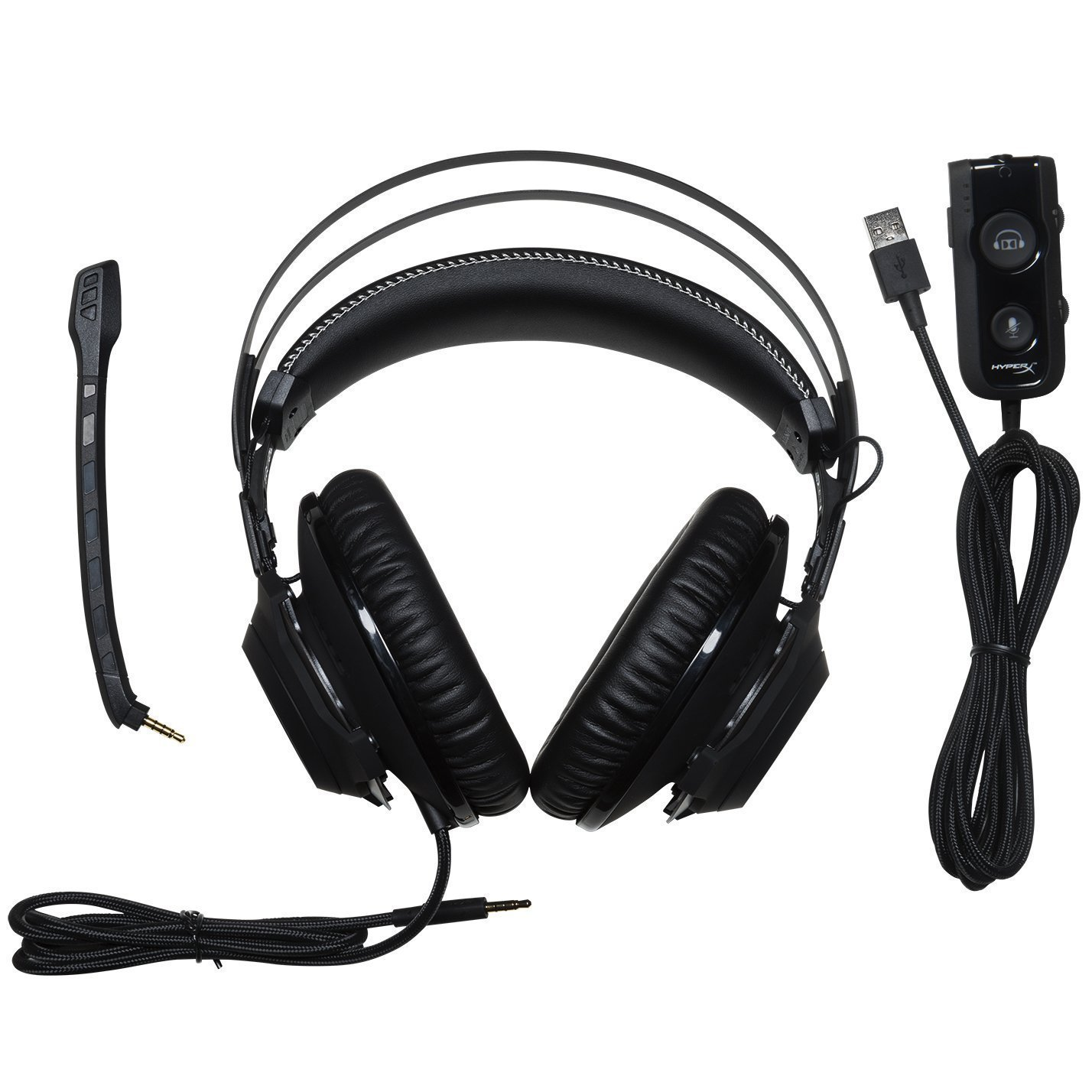 Kingston Hyperx Cloud Revolver S Gaming Headset With Dolby