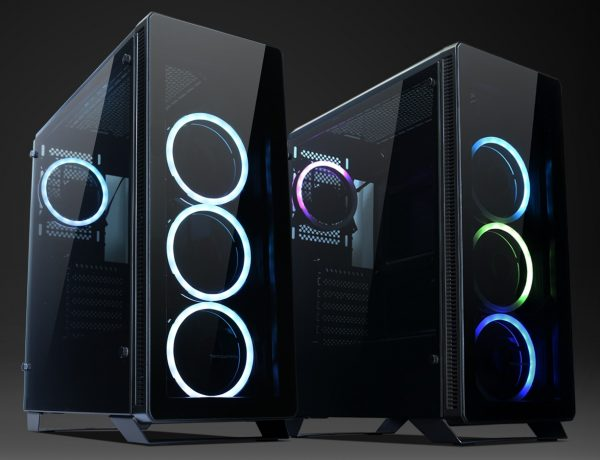 Tecware Vision Chassis With Free 4 Rgb Fans Bermor Techzone