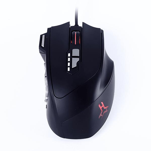 Rakk Ima Macro Gaming Mouse Bermor Techzone