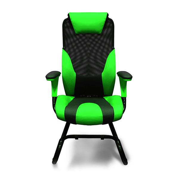 Rakker Alo Gaming Chair Green Bermor Techzone